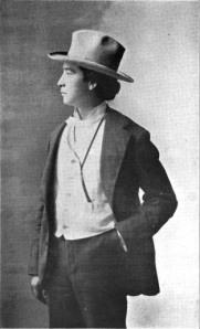 field notes ➤ Alexander Posey, 1905 – Mvskoke Country